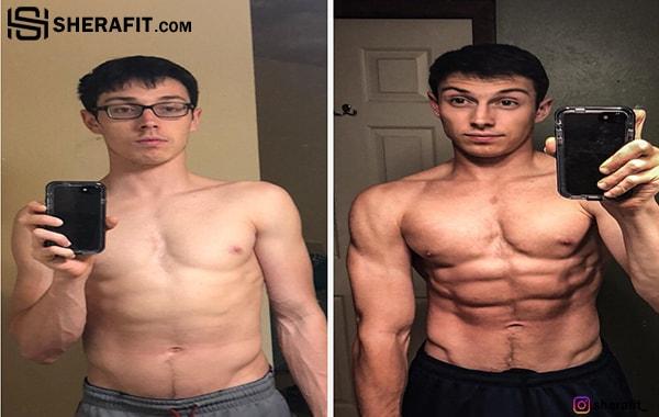 7 راز در مورد عضله سازی