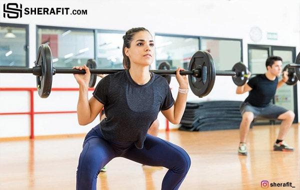 مزایا و معایب وزنه برداری برای زنان کدام است؟