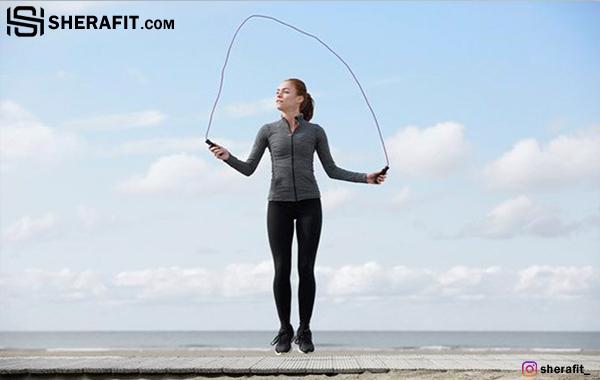 کاربردهای طناب زدن دربدنسازی