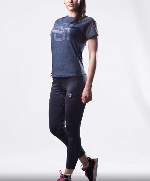 تیشرت ورزشی زنانه مولینه شرافیت