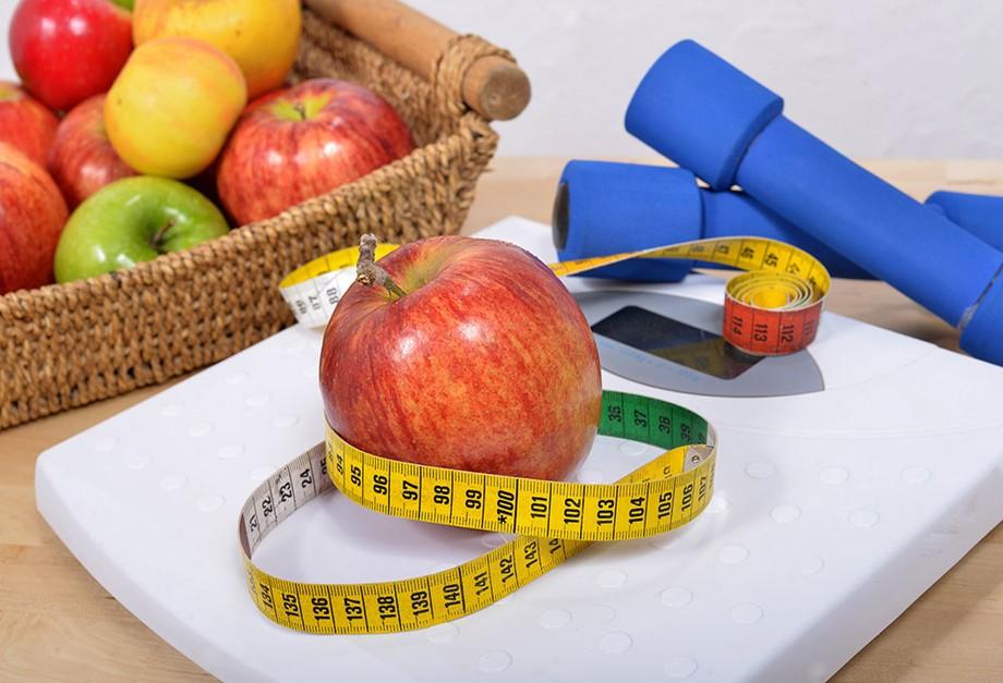 ورزش با رژیم غذایی