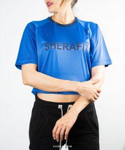 نیم تنه ورزشی زنانه شرافیت