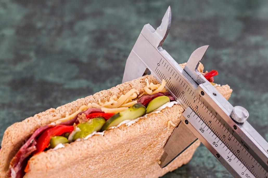 رژیم غذایی در استفاده مکمل