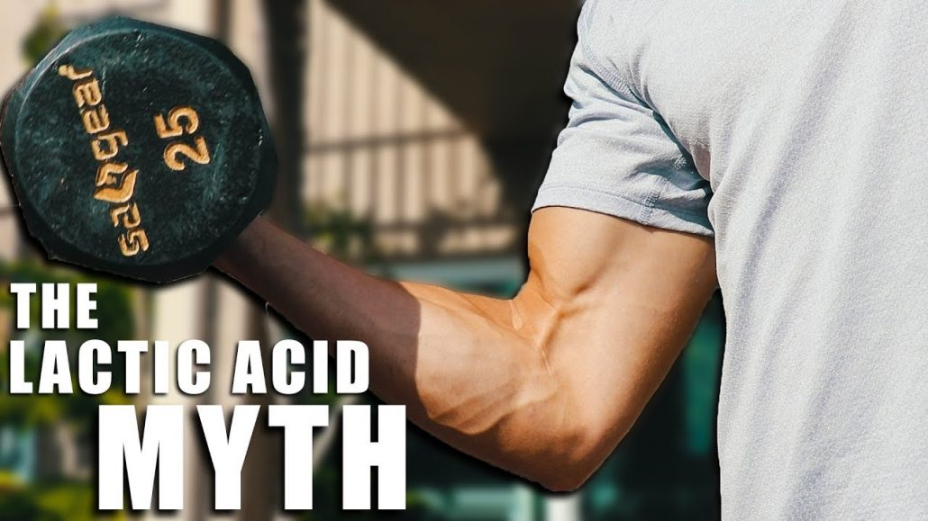 اسید لاکتیک در بدن