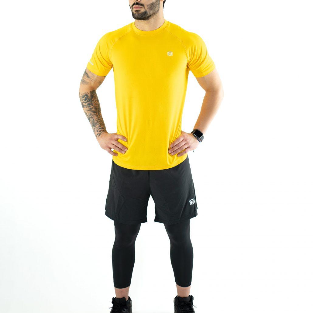 تیشرت ورزشی لاکرا
